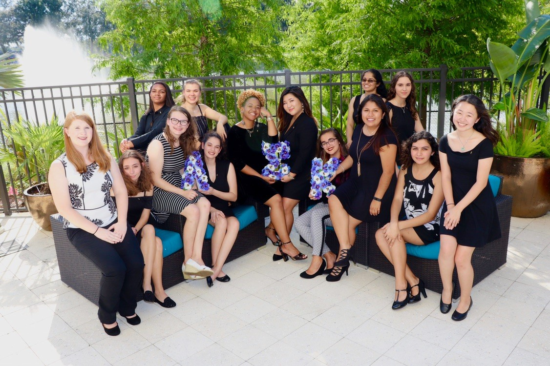 Nu Chapter Founder's Day