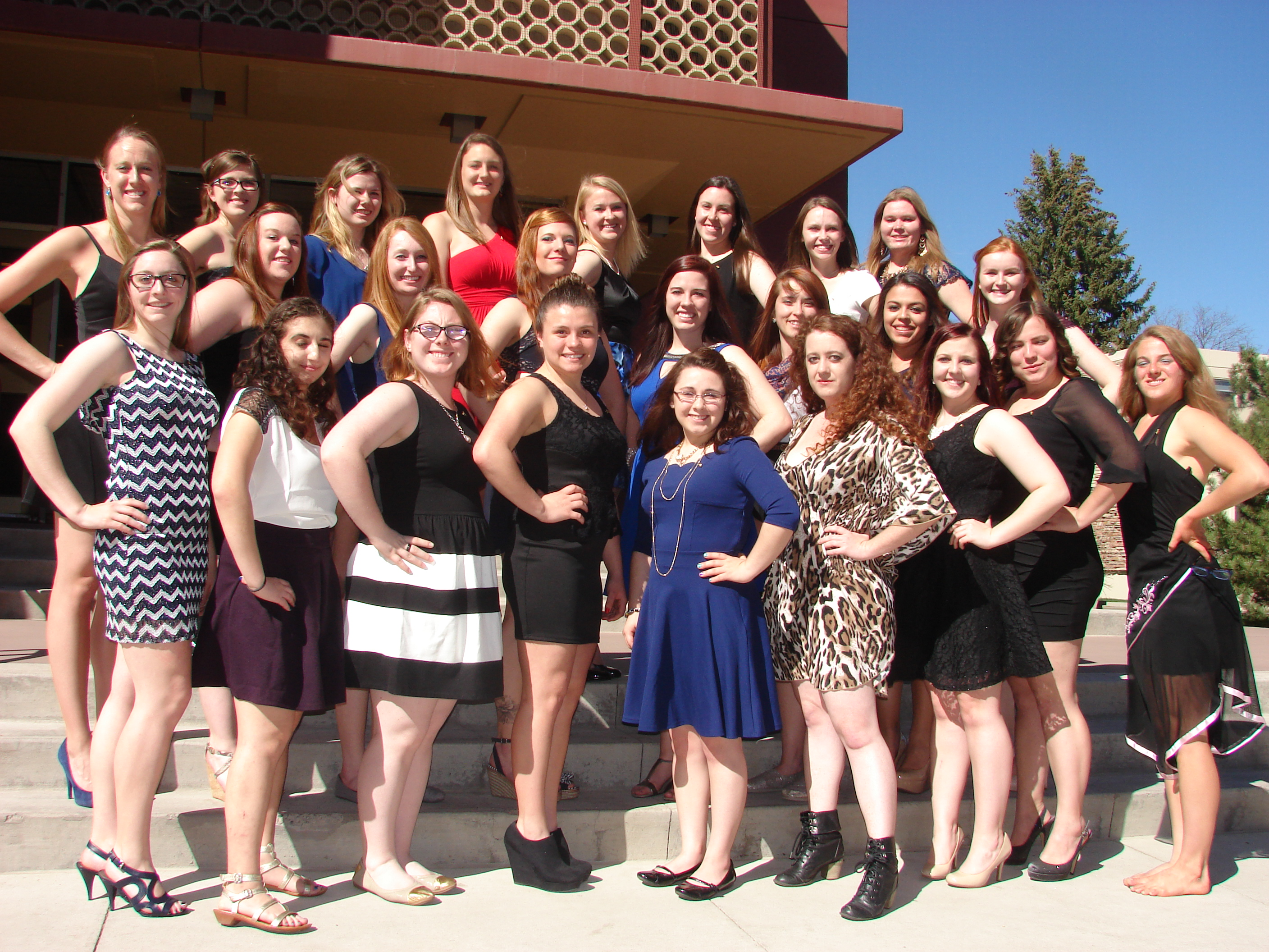 Theta Chapter Founder's Day